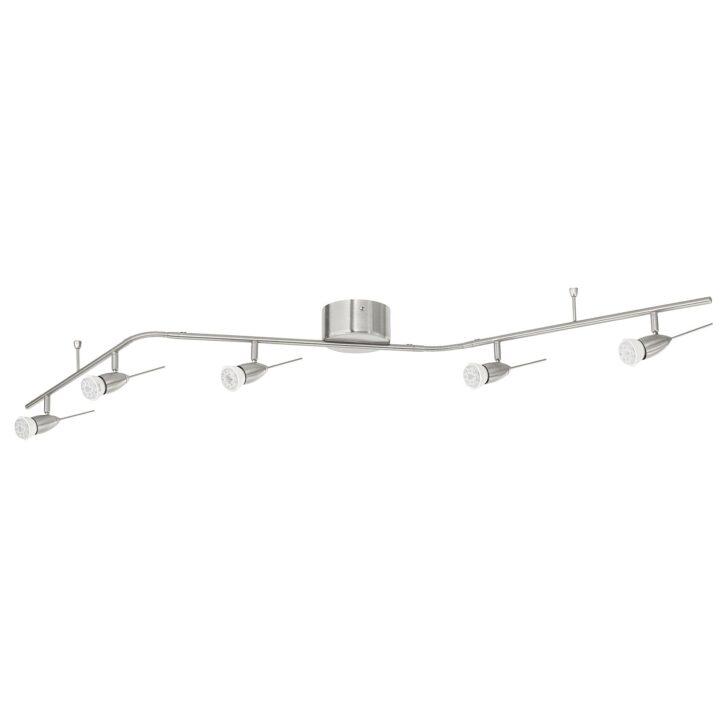 Medium Size of Husinge Deckenschiene 5 Spots Vernickelt Led Lampe Ikea Miniküche Modulküche Betten Bei Sofa Mit Schlaffunktion Küche Kosten Wohnzimmer Deckenlampen Für Wohnzimmer Ikea Deckenlampen