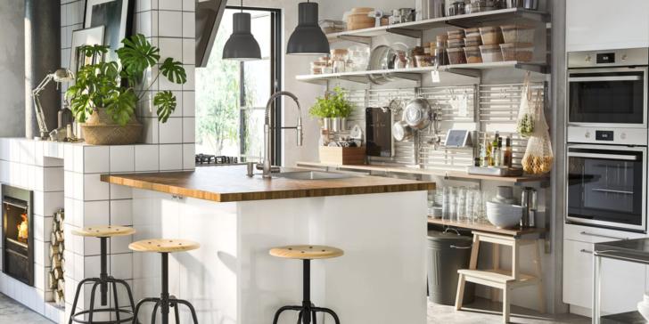 Medium Size of Ikea Aufbewahrung Küche Perfekt Organisiert In Der Kche Clevere Lsungen Sterreich Buche Einbauküche L Form Glaswand Hängeschrank Lieferzeit Wellmann Laminat Wohnzimmer Ikea Aufbewahrung Küche
