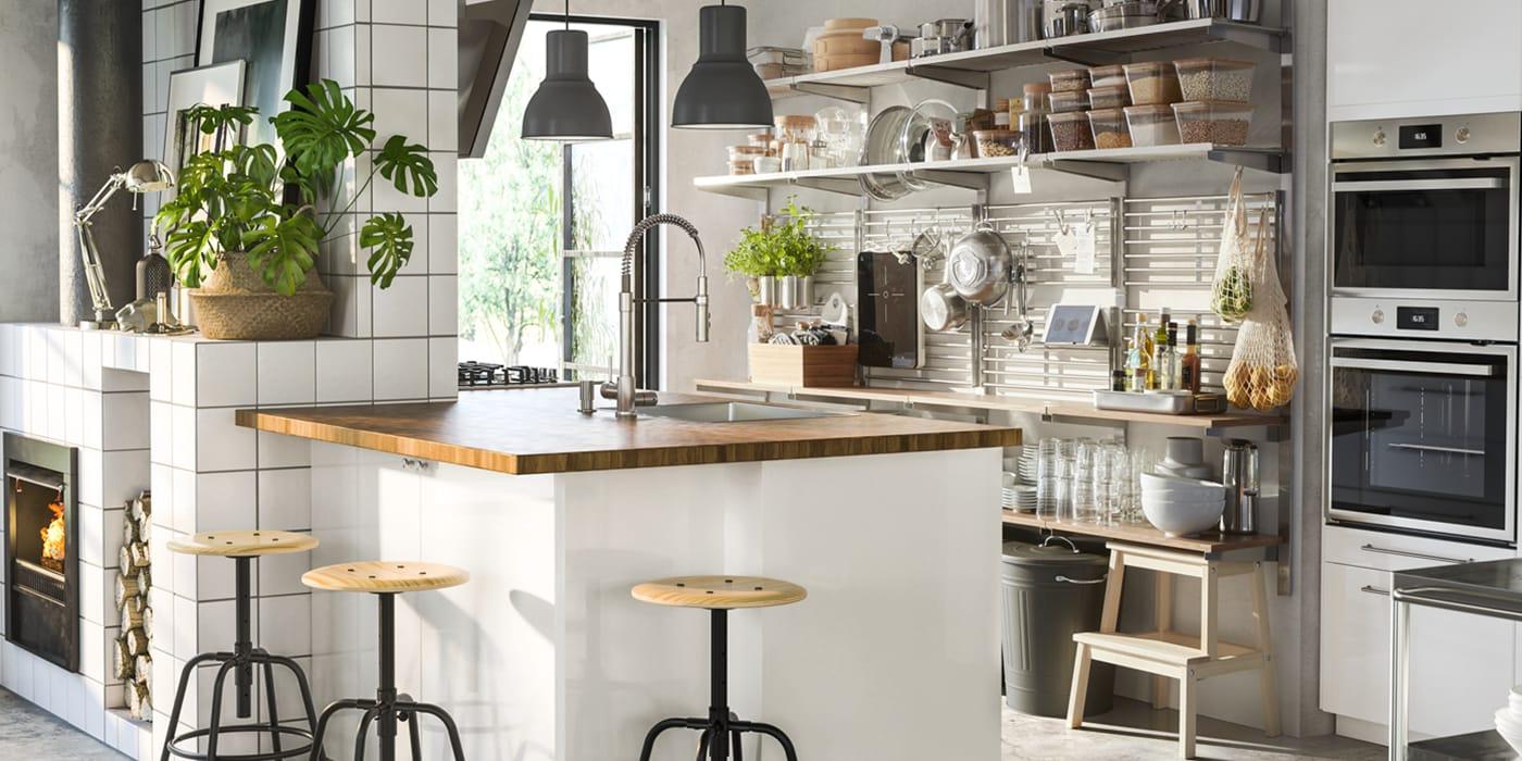 Full Size of Ikea Aufbewahrung Küche Perfekt Organisiert In Der Kche Clevere Lsungen Sterreich Buche Einbauküche L Form Glaswand Hängeschrank Lieferzeit Wellmann Laminat Wohnzimmer Ikea Aufbewahrung Küche