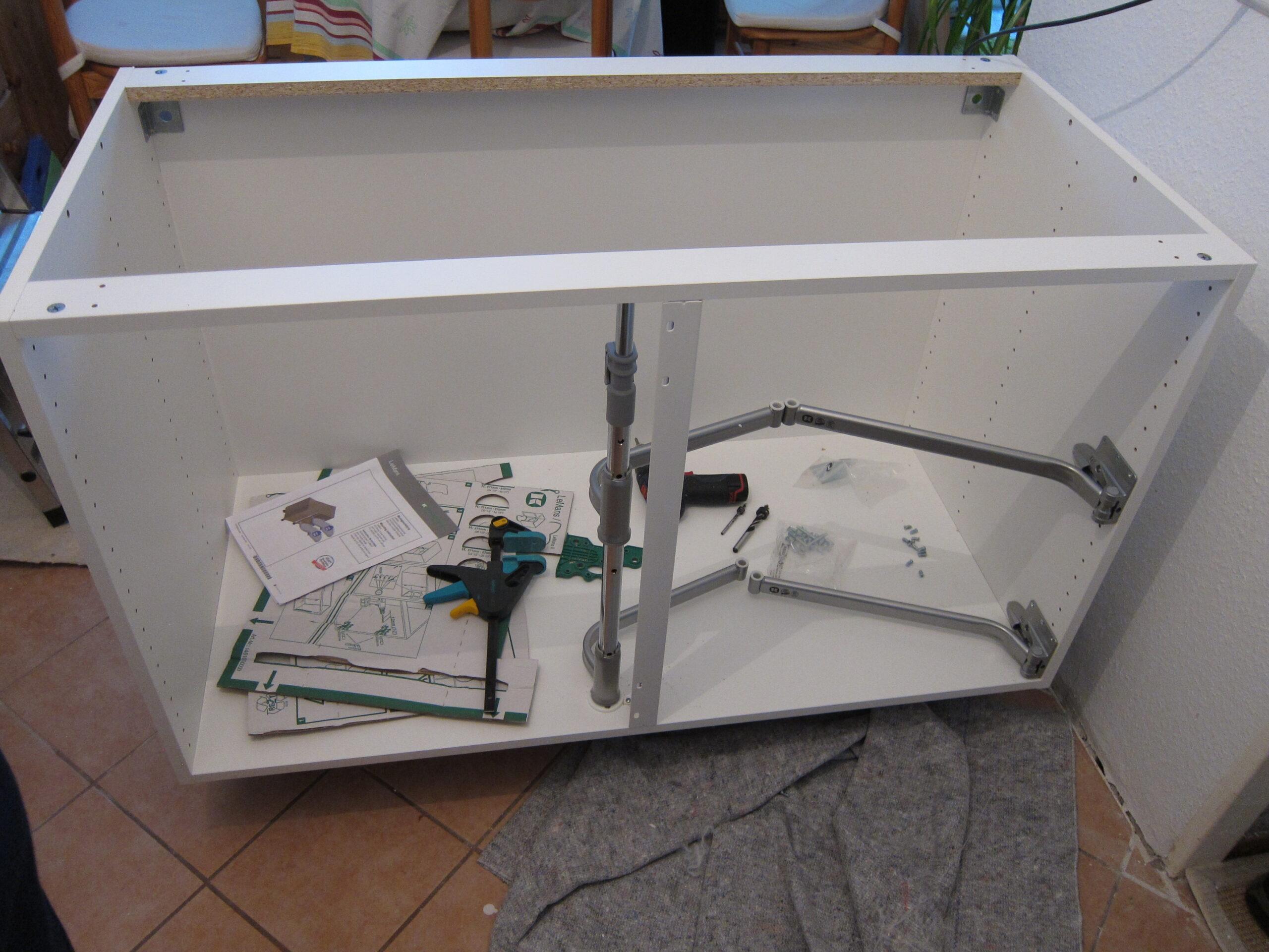 Full Size of Eckschrank Ikea Küche Le Mans Made By Kesseboehmer Meets Faktum Planen Wasserhahn Für Einbauküche Mit Elektrogeräten Lieferzeit U Form Bodenbelag Modern Wohnzimmer Eckschrank Ikea Küche