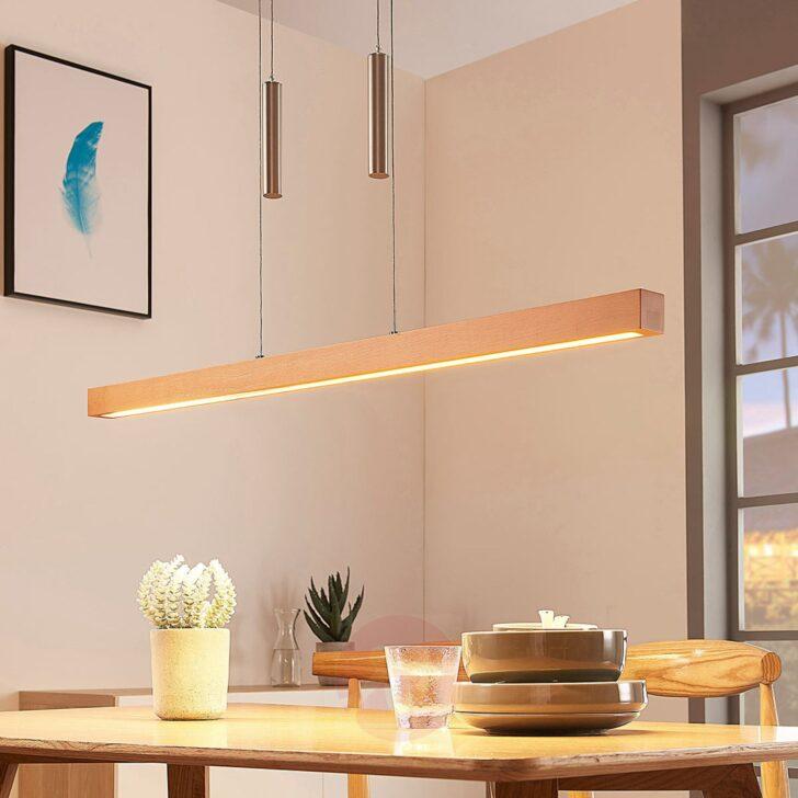 Medium Size of Wohnzimmer Lampe Holz Led Balkenpendelleuchte Pia Buche In 2020 Massivholzküche Sofa Mit Holzfüßen Massivholz Regal Tischlampe Holzbrett Küche Lampen Wohnzimmer Wohnzimmer Lampe Holz