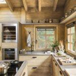 Küchen Rustikal Eine Traumhtte Auf Dem Spanischen Berg Planete Deco Hat Esstisch Rustikales Bett Holz Regal Küche Rustikaler Wohnzimmer Küchen Rustikal