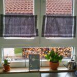 Küche Fenster Gardinen Fr Schlafzimmer Wohnzimmer Kche Scheibengardinen Poco Led Panel Kleine Einbauküche Kinder Spielküche Abfalleimer Trier Wohnzimmer Küche Fenster