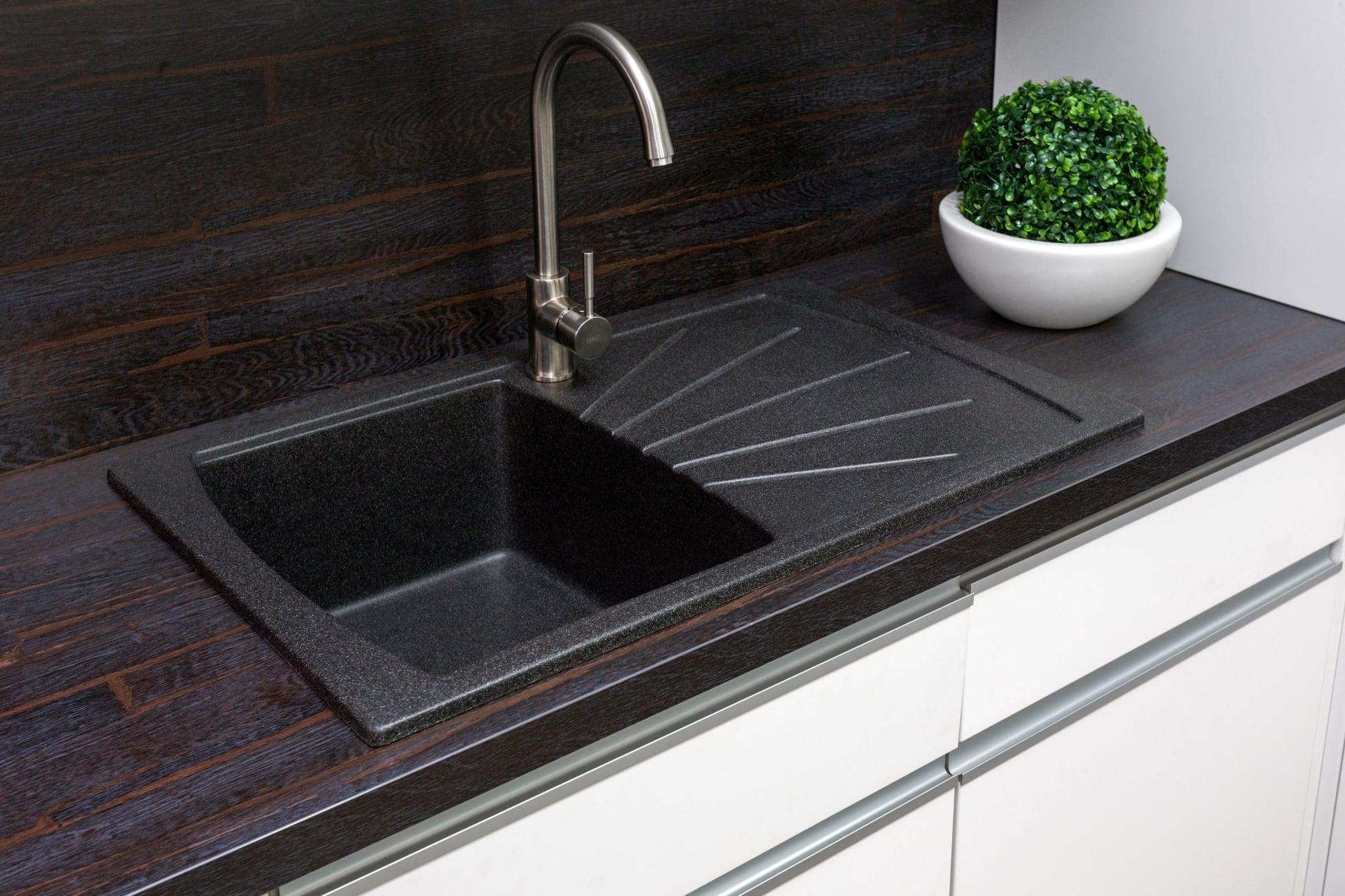Full Size of Wie Kann Man Eine Granit Sple Reinigen Eckküche Mit Elektrogeräten Armatur Küche Möbelgriffe Waschbecken Modul Einlegeböden Miele Bodenbeläge Wohnzimmer Spülbecken Küche Granit