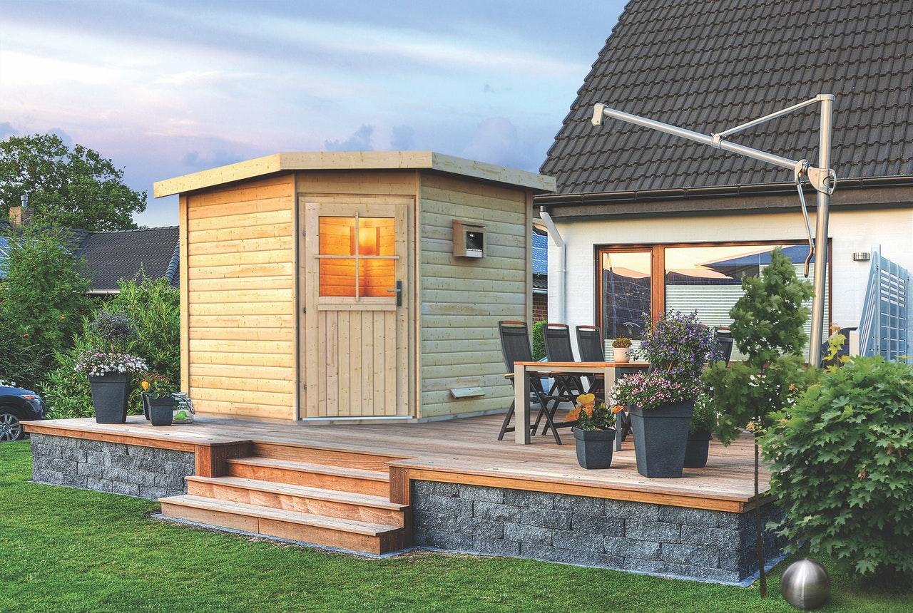 Full Size of Gartensauna Bausatz Ideen Tipps Planung Gestaltung Wohnzimmer Gartensauna Bausatz
