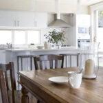 Geschlossene Küche Mit Insel Wohnzimmer Geschlossene Küche Mit Insel Holztisch Und Sthlen In Der Modernen Kche Zentralen Regal Körben Arbeitsplatte Arbeitsschuhe Ikea Kosten Schlafzimmer überbau