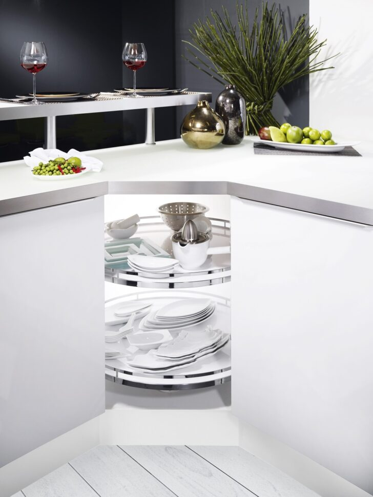 Medium Size of Küchen Eckschrank Rondell Kessebhmer Lsung Fr Ihre Kche Küche Regal Schlafzimmer Bad Wohnzimmer Küchen Eckschrank Rondell