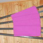Trennwand Balkon Sichtschutz Plexiglas Ikea Holz Glas Ohne Bohren Obi Metall Sondereigentum Imc Paravent 4 Teilig Pink Raumteiler Garten Glastrennwand Dusche Wohnzimmer Trennwand Balkon
