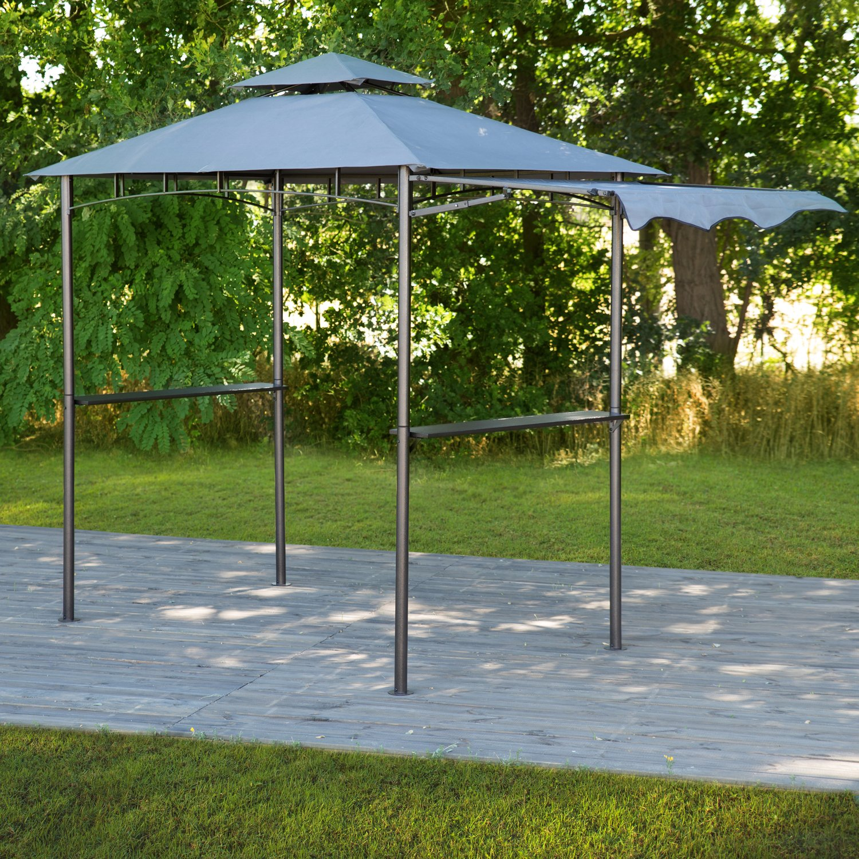 Full Size of Stahl Pavillons Online Kaufen Bei Obi Garten Pavillon Wohnzimmer Pavillon Eisen