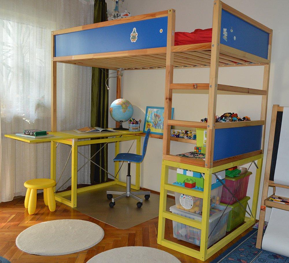 Full Size of Kura Hack Ikea Bunk Bed Instructions Storage Underneath Double Floor Montessori Hacks Pinterest Hackers Diy Chevron Wohnzimmer Kura Hack