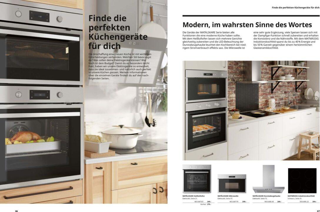 Large Size of Edelstahl Küche Ikea Aktueller Prospekt 1105 27062020 4 Jedewoche Rabattede L Mit Elektrogeräten Weiße Landhausküche Kosten Sofa Schlaffunktion Wohnzimmer Edelstahl Küche Ikea