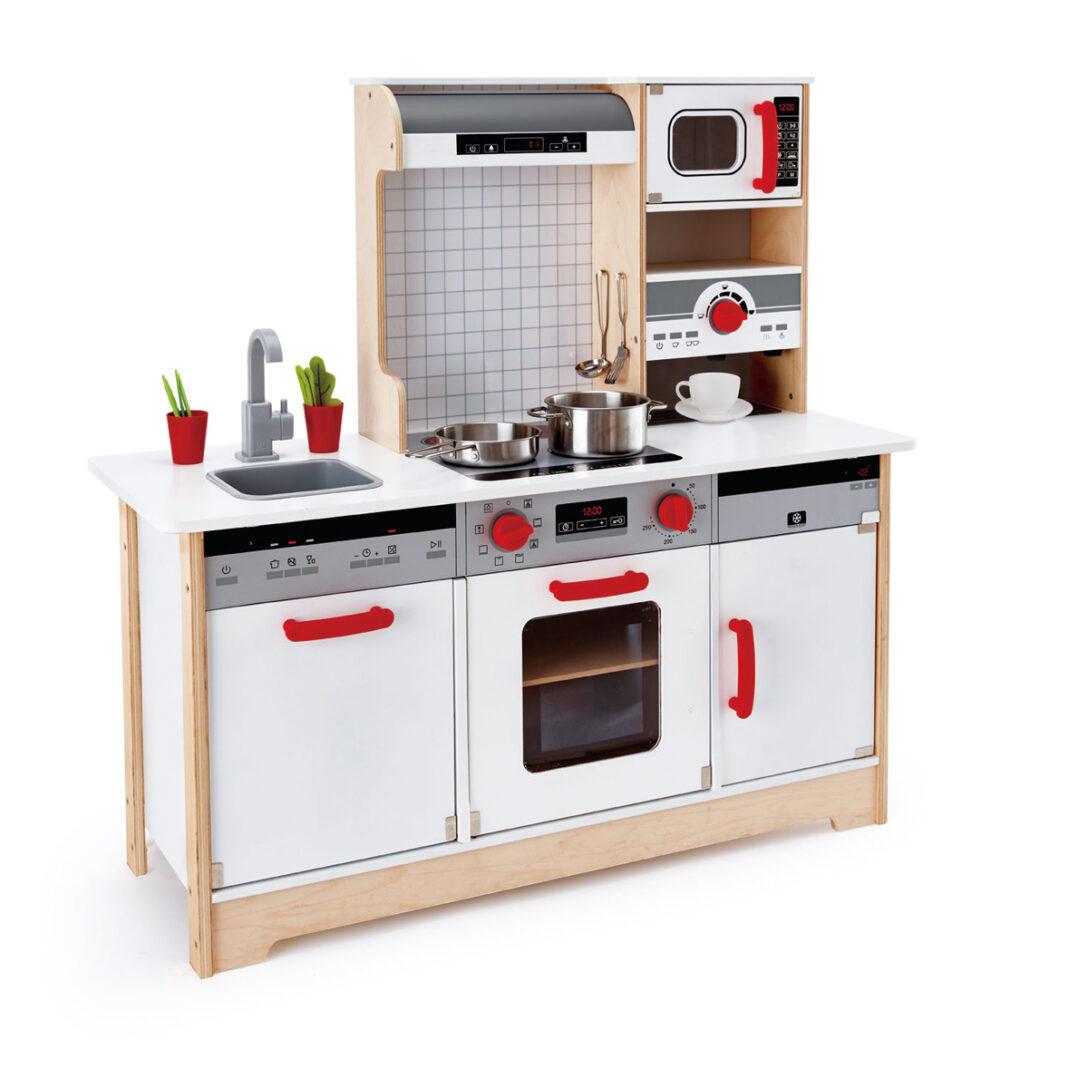 Large Size of Spielküche Hape Multifunktionale Spielkche Aus Holz E3145 Pirum Kinder Wohnzimmer Spielküche