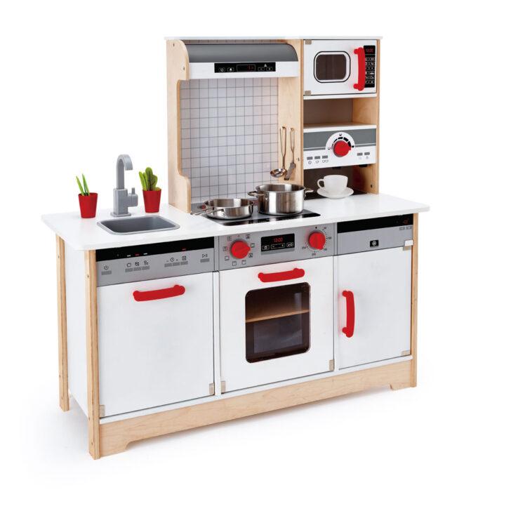 Medium Size of Spielküche Hape Multifunktionale Spielkche Aus Holz E3145 Pirum Kinder Wohnzimmer Spielküche