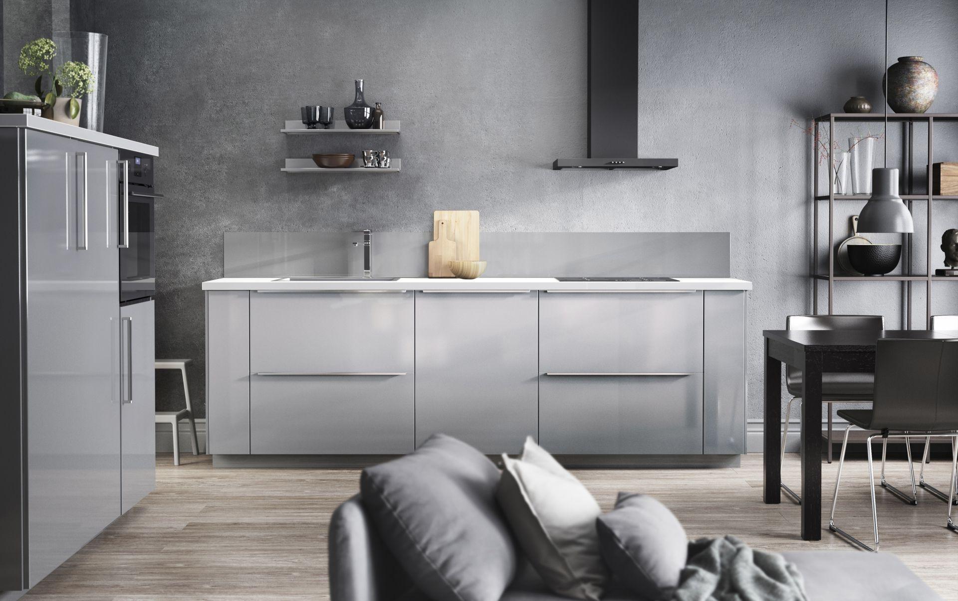 Full Size of Ikea Ringhult Hellgrau Nederland Grau Kche Minikche Sofa Mit Wohnzimmer Ringhult Hellgrau