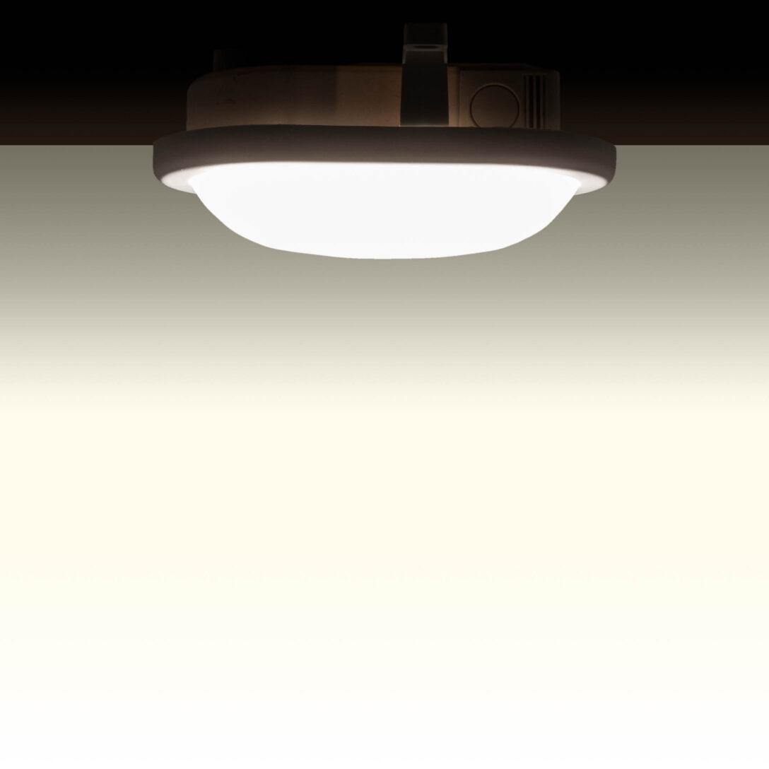 Large Size of Deckenleuchte Led Wohnzimmer Küche Schlafzimmer Modern Bad Sofa Mit Chesterfield Leder Lederpflege Lampen Kunstleder Weiß Panel Spiegelschrank Braun Wohnzimmer Deckenleuchte Led