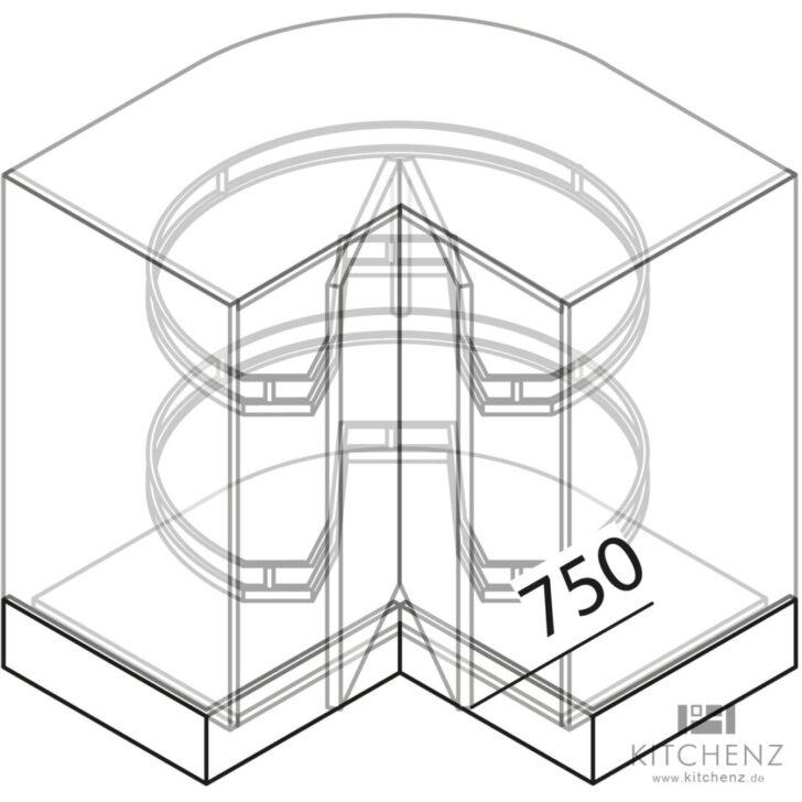 Medium Size of Eckschrank Kche Karussell Ersatzteile Rondell Im Unterbau Defekt Wohnzimmer Küchenkarussell Blockiert