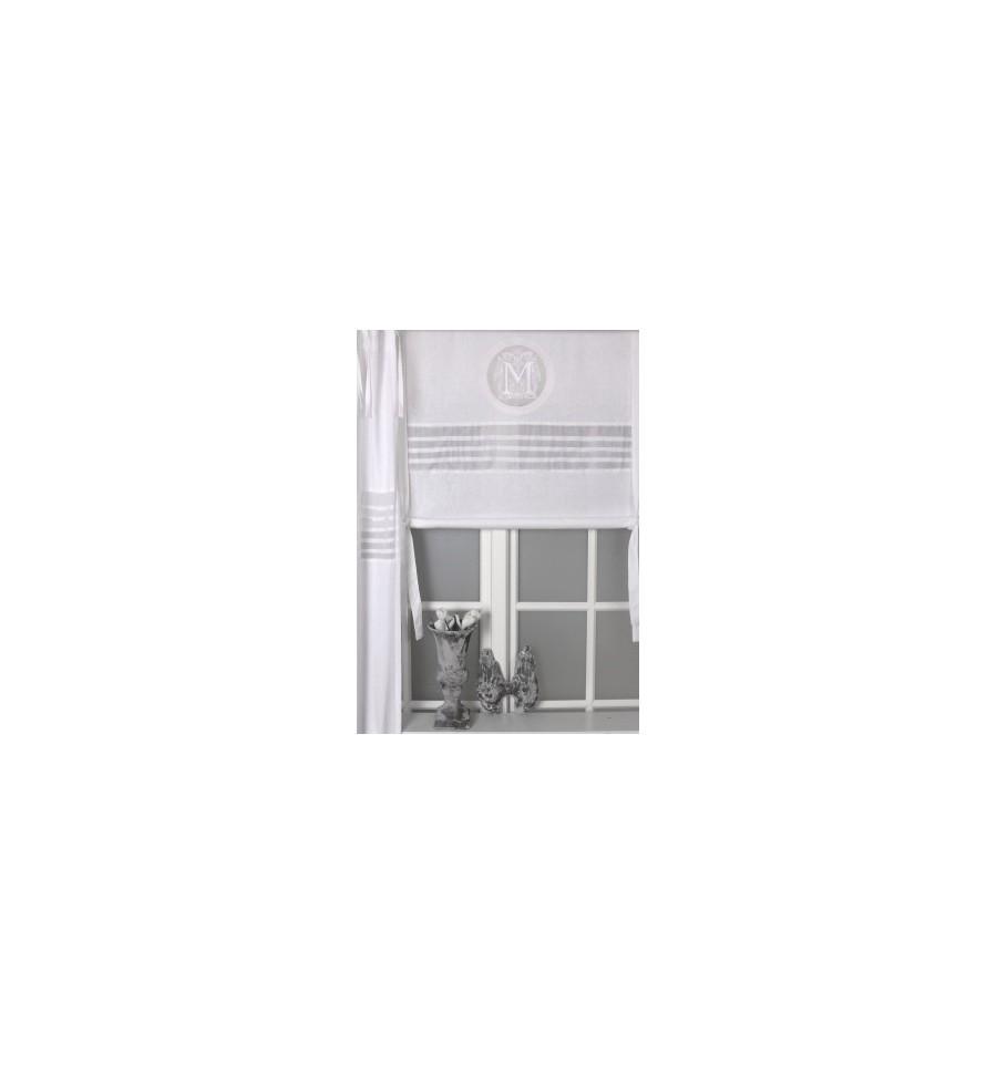 Full Size of Raffrollo Molly Wei Wohnzimmer Landhausstil Grillplatte Küche Arbeitstisch Was Kostet Eine Led Beleuchtung Hängeschränke Neue Jalousieschrank Schrankküche Wohnzimmer Raffrollo Küche Landhausstil