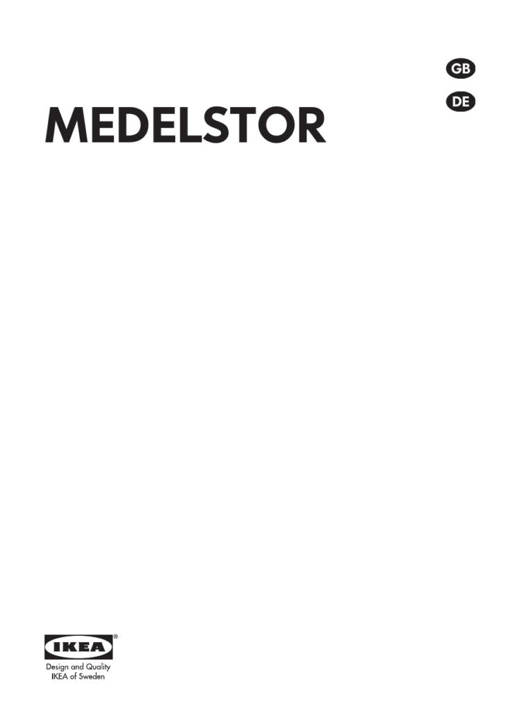 Medium Size of Ikea Medelstor 20385799 User Manual Küche Kaufen Kosten Sofa Mit Schlaffunktion Betten 160x200 Bei Modulküche Miniküche Abfallbehälter Wohnzimmer Abfallbehälter Ikea