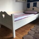 Kinderbett Mädchen 90x200 Wohnzimmer Kinderbett Mädchen 90x200 Mdchen Bett Mit Lattenrost Und Matratze Bettkasten Kiefer Weiß Schubladen Betten Weißes