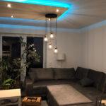 Decke Beleuchtung Wohnzimmer Ideen Wohnzimmer Lisego Deckensegel Saubere Alternative Zur Abgehngten Decke Stehlampen Wohnzimmer Deckenlampen Für Led Deckenleuchte Lampe Badezimmer Großes Bild Bad