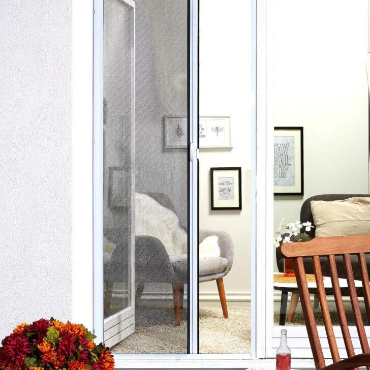 Medium Size of Balkontür Gardine Insektenrollo Insektenschutzrollo Fr Tr Preiswert Dnisches Gardinen Für Wohnzimmer Fenster Küche Die Schlafzimmer Scheibengardinen Wohnzimmer Balkontür Gardine