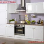 Gnstige Kchen Mit E Gerten Und Splmaschine Gnstig Ohne Küchen Regal Wohnzimmer Sconto Küchen