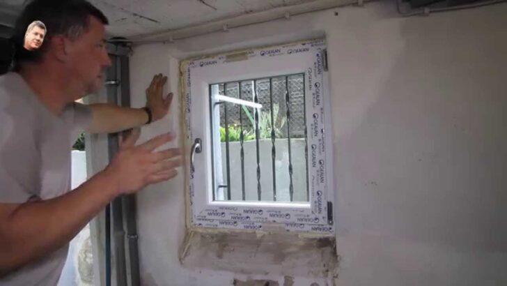 Medium Size of Fensterfugen Erneuern Fenster Einbau Youtube Bad Kosten Wohnzimmer Fensterfugen Erneuern