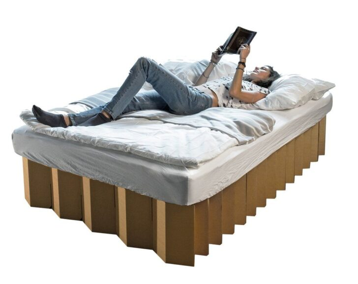 Ikea Pappbett Bett 20 Aus Pappe Küche Kosten Miniküche Betten Bei Sofa Mit Schlaffunktion 160x200 Modulküche Kaufen Wohnzimmer Pappbett Ikea