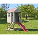 Wendi Toys Kinderspielhaus Alpaka Spielturm Inkl Veranda Garten Bauhaus Fenster Kinderspielturm Wohnzimmer Spielturm Bauhaus