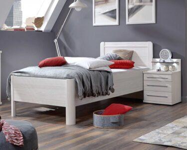 Metallbett 100x200 Wohnzimmer Metallbett 100x200 Wiemann Komfortbett Seniorenbett Nachtschrank Led Mainau Bett Weiß Betten