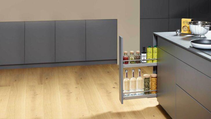 Medium Size of No 15 Der Schmale Kchen Auszug Kessebhmer Küche Nolte Apothekerschrank Schlafzimmer Betten Wohnzimmer Nolte Apothekerschrank