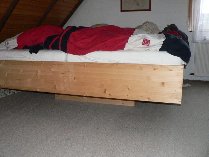 Medium Size of Bauplan Bett Das Schwebene Bauanleitung Zum Selberbauen 1 2 Docom Grau Betten Bei Ikea Mit Rückenlehne Barock Ausgefallene Hohe 220 X Pinolino Stauraum Wohnzimmer Bauplan Bett