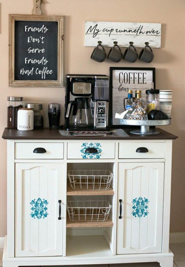 Medium Size of Kaffeestation Kche Hilfreiche Tipps Und Viele Inspirationen Ebay Einbauküche Vorhang Küche Mülltonne Büroküche Deckenlampe Miele Abfallbehälter Moderne Wohnzimmer Schrank Für Küche