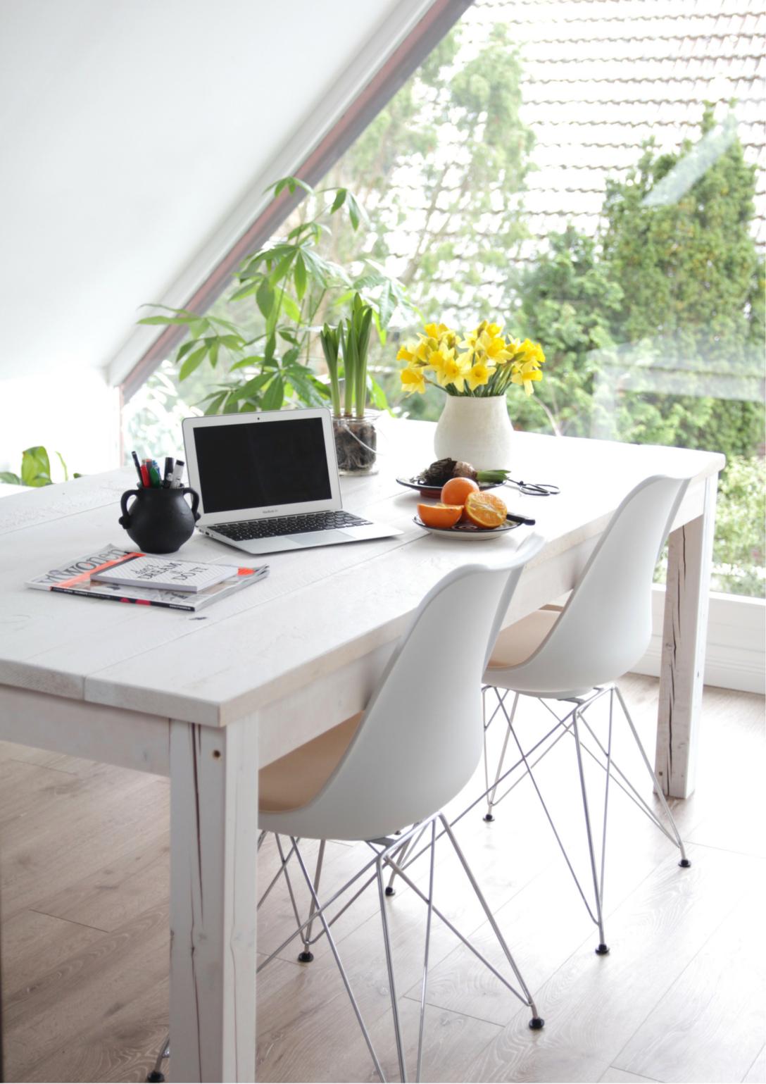 Large Size of Dachgeschosswohnung Einrichten Design Dots Kleine Küche Badezimmer Wohnzimmer Dachgeschosswohnung Einrichten