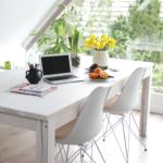 Dachgeschosswohnung Einrichten Design Dots Kleine Küche Badezimmer Wohnzimmer Dachgeschosswohnung Einrichten