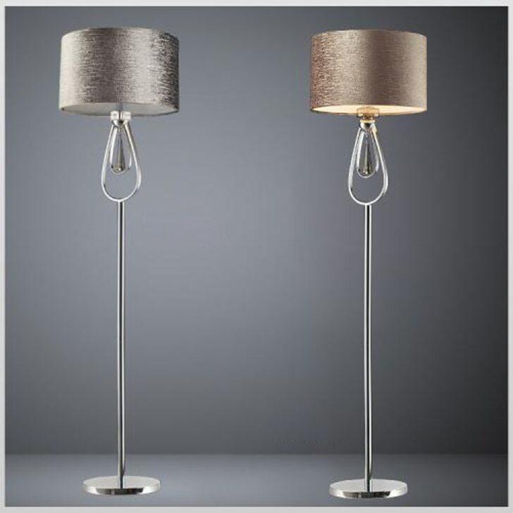 Medium Size of 152 Cm Minimalistische Eisen K9 Kristall Stehlampe Gardinen Für Wohnzimmer Indirekte Beleuchtung Lampen Lampe Schrankwand Esstische Hängeschrank Weiß Wohnzimmer Moderne Stehlampe Wohnzimmer