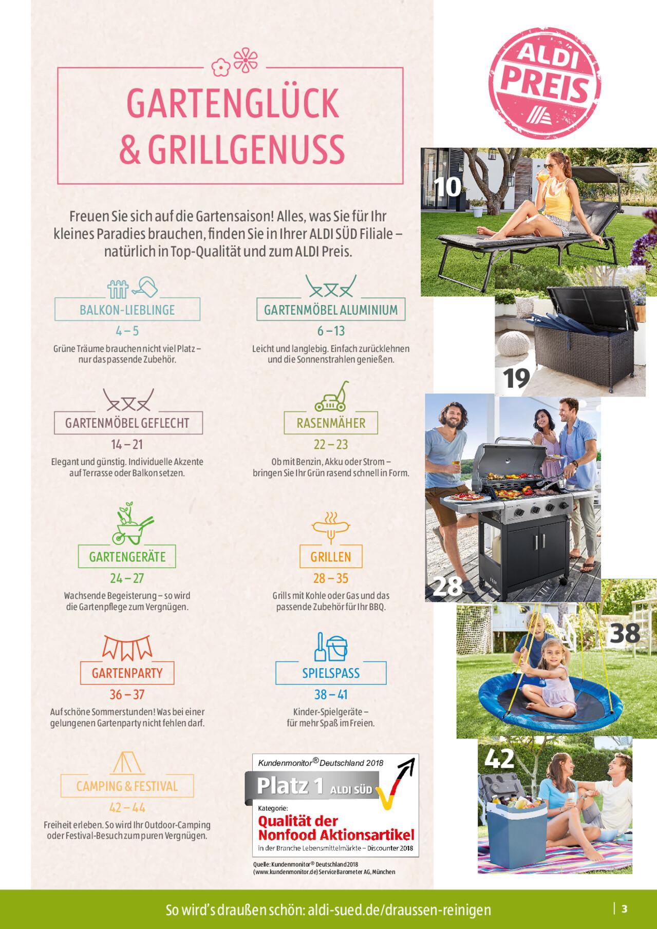 Full Size of Aldi Gartenliege 2020 Sd Gartenbroschre 2019 Relaxsessel Garten Wohnzimmer Aldi Gartenliege 2020