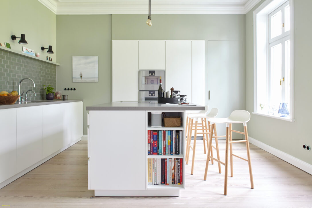 Large Size of Küche Zweifarbig Wand Streichen Muster Abkleben Luxus Apothekerschrank Klapptisch Rustikal Was Kostet Eine Fliesenspiegel Glas Led Deckenleuchte Wasserhahn Wohnzimmer Küche Zweifarbig