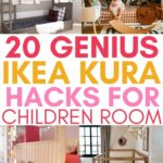 Kura Hack Wohnzimmer Kura Hack Ikea Slide Bunk Bed Storage Stairs Ideas Double
