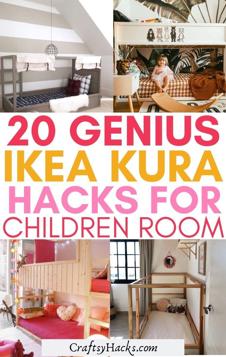 Full Size of Kura Hack Ikea Slide Bunk Bed Storage Stairs Ideas Double Wohnzimmer Kura Hack