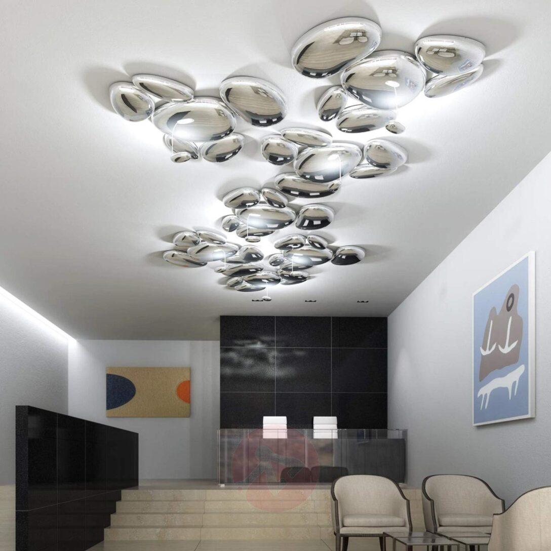 Large Size of Deckenleuchte Design Modern Led Designlive Deckenleuchten Wohnzimmer Stahl 110x25cm Schlafzimmer Live Deckenlampe 50x42cm Schiene Schwenkbar Designerleuchten Wohnzimmer Deckenleuchte Design