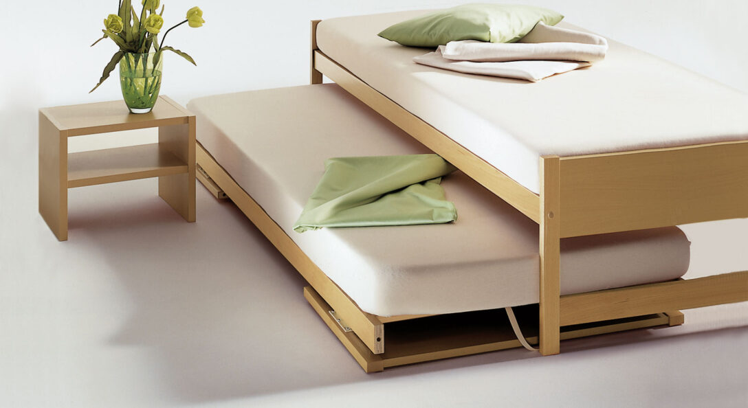 Large Size of Bett Ausziehbar Gleiche Ebene Ikea Zwei Betten Gleicher Gre Unser Ausziehbett On Top Dusche Ebenerdig 140x200 120x200 Erhöhtes Wand Bette Badewanne Mit Wohnzimmer Bett Ausziehbar Gleiche Ebene