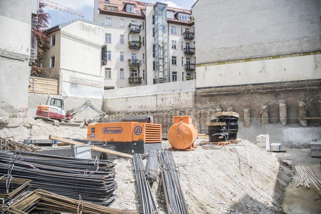 Large Size of Cocoon Küchen Umbau Des Ersten Cohotels Baustelle Mit Tierischen Gsten Regal Wohnzimmer Cocoon Küchen
