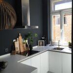 Landhausküche Wandfarbe Schne Ideen Fr In Der Kche Weisse Moderne Gebraucht Weiß Grau Wohnzimmer Landhausküche Wandfarbe