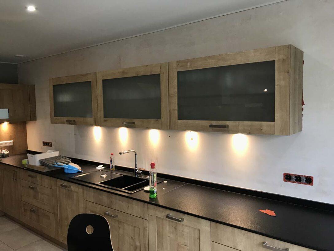 Large Size of Küchen Fliesenspiegel Regal Küche Glas Selber Machen Wohnzimmer Küchen Fliesenspiegel