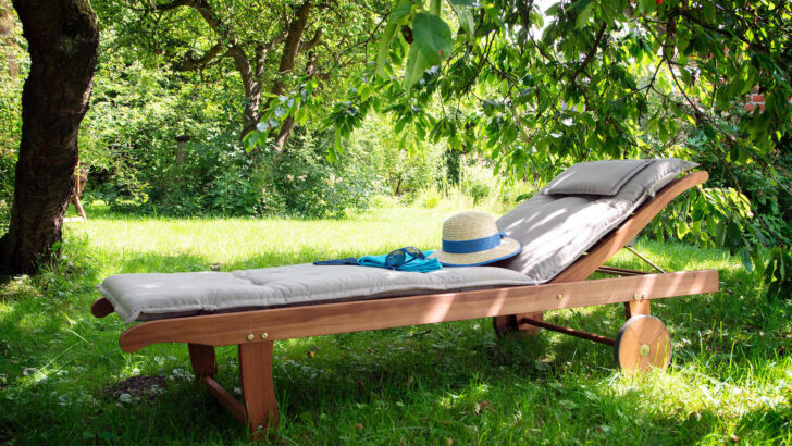 Medium Size of Sonnenliege Klappbar Lidl Gartenliege Kaufen Besten Gartenliegen Fr Diese Saison Ausklappbares Bett Ausklappbar Wohnzimmer Sonnenliege Klappbar Lidl