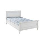 5e584bfa87a7b Bett 120x200 Mit Matratze Und Lattenrost Weiß Betten Bettkasten Wohnzimmer Bettgestell 120x200