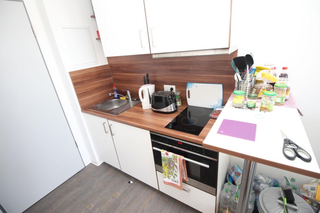 Full Size of Einbauküche Real 1 Zimmer Wohnungen Zu Vermieten Gebraucht Gebrauchte Kaufen Selber Bauen Mit Elektrogeräten Obi Ebay Günstig Ohne Kühlschrank Nobilia Wohnzimmer Einbauküche Real