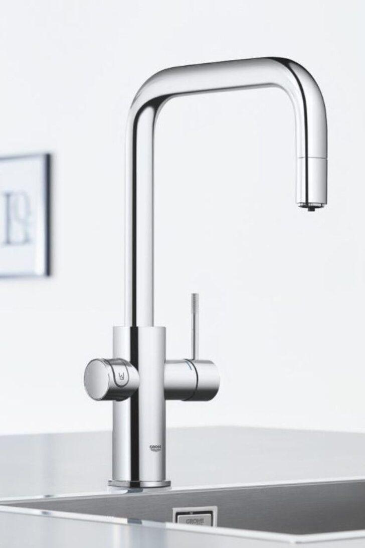 Medium Size of Grohe Wasserhahn Blue Home Armatur Aus Dem Hause Ist Eine Für Küche Wandanschluss Dusche Bad Thermostat Wohnzimmer Grohe Wasserhahn