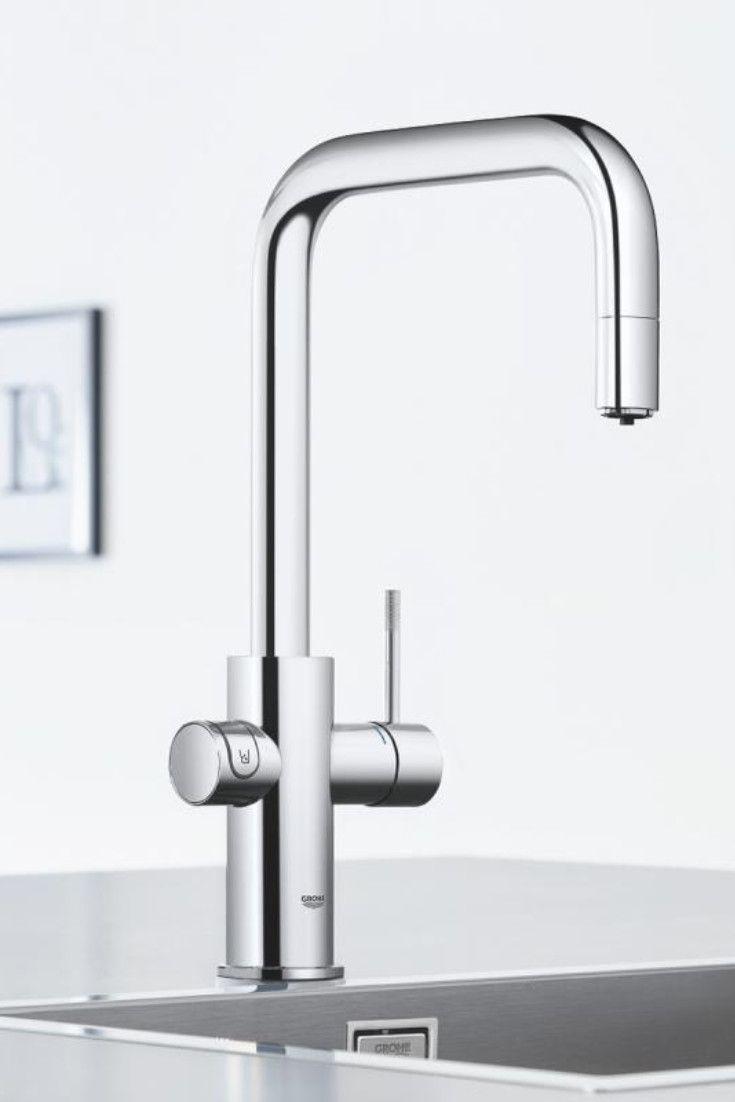 Full Size of Grohe Wasserhahn Blue Home Armatur Aus Dem Hause Ist Eine Für Küche Wandanschluss Dusche Bad Thermostat Wohnzimmer Grohe Wasserhahn